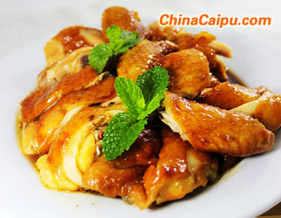 豉油鸡(3)