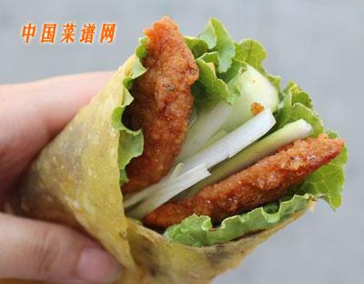 老北京鸡肉卷(2)