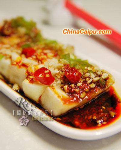 川式蒜泥辣茄条