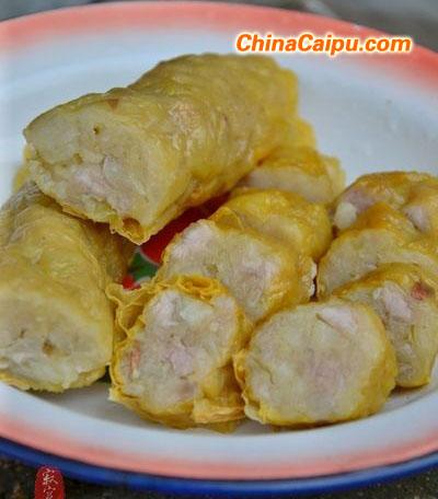 闽南五香肉卷